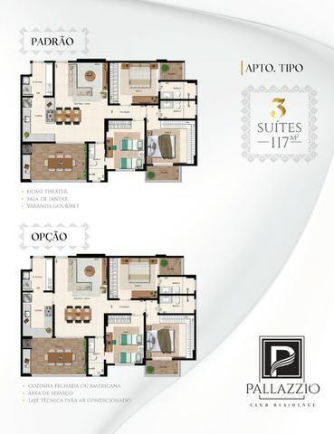 Apartamento 3 suites na planta - Foto 10