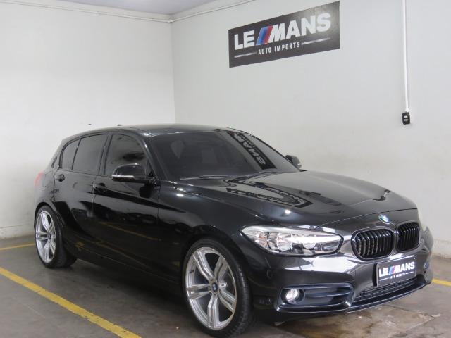 BMW 120i Sport ActiveFlex 2016