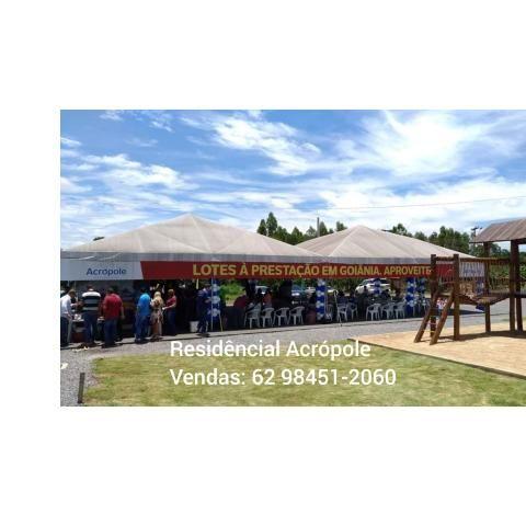 Residêncial Acrópole Loteamento em Goiânia - Foto 3