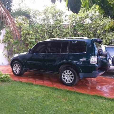 Pajero Full 3.2 Diesel hpe Automatica 7 Lugares - Foto 6