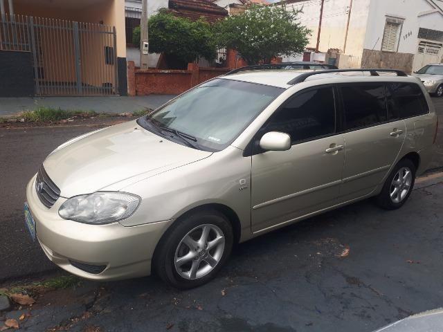 Fielder 2005 1.8 Gasolina Completa Automática R$23.900,00 Financio !!!