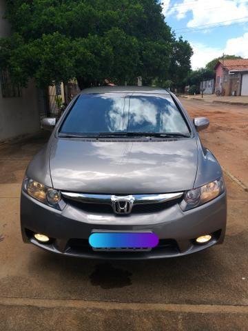 Vende-se Honda Civic Plaza LXS 09/10 1.8 Flex