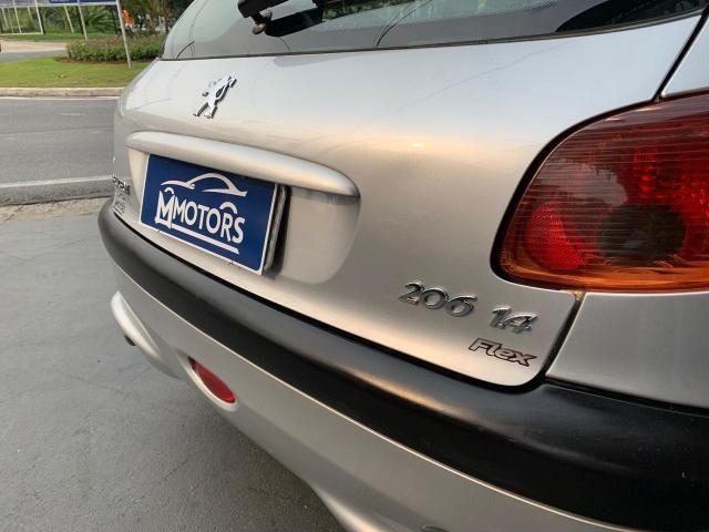 206 2007/2008 1.4 PRESENCE 8V FLEX 4P MANUAL - Foto 5