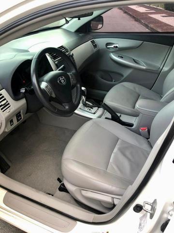 Corolla XEI Automático 2013 Blindado! Top! Blindagem N3 - Foto 6