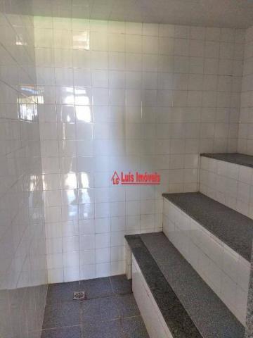 Casa com 7 dormitórios à venda, 600m² por R$1.100.000 - Balneário São Pedro - São Pedro da - Foto 13