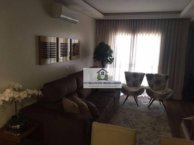Apartamento Residencial à venda, Pinheiros, São José do Rio Preto - AP0507. - Foto 4