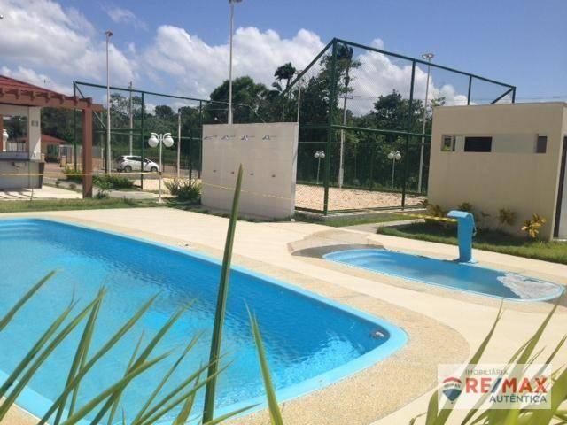 Apartamento com 2 dormitórios à venda, 45 m² por R$ 117.000 - Iranduba/AM - Foto 4