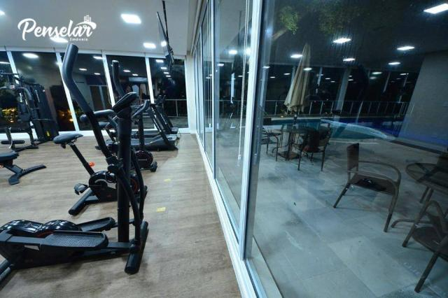 Apartamento com 3 dormitórios à venda, 63 m² por R$ 353.038,75 - Jardim Vista Verde - Inda - Foto 8