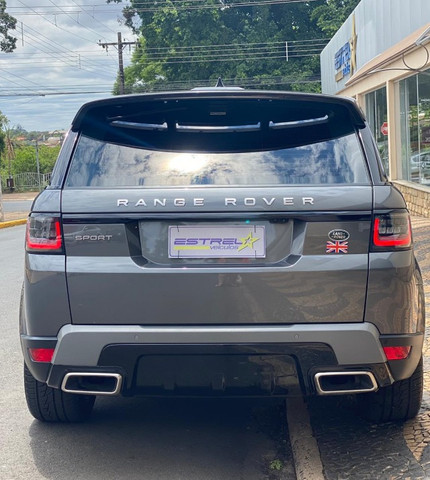 Range Rover Sport SE 3.0 V6 Diesel 2019 - Foto 8