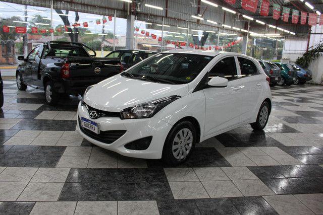 Hyundai HB20 Hatch Comfort Plus 1.0 Flex 2014 Única Dona - Foto 2