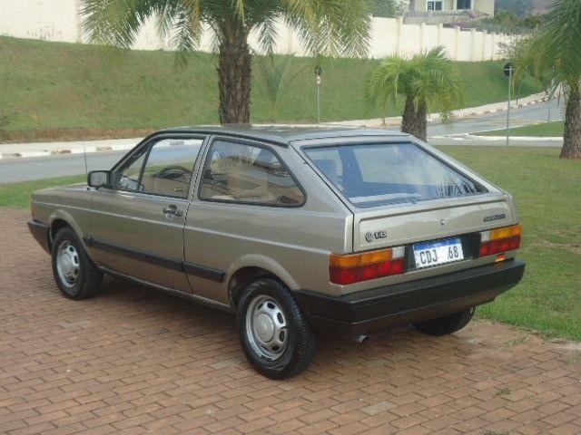 Vw - Volkswagen Gol Gl 1.8 1990 Raro Exemplar - Foto 8