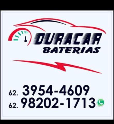 Os melhores preços e na Duracar baterias - Foto 2