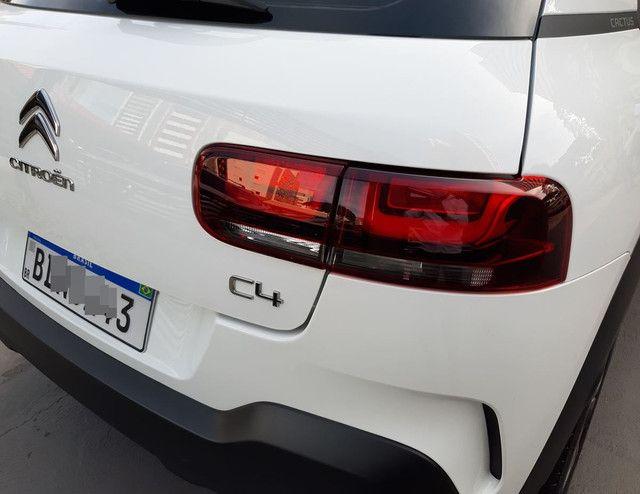 C4 Cactus 1.6 Automático 2020 // 9.000 km - Foto 4