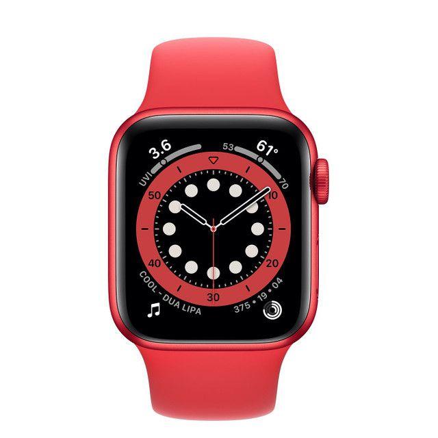 Apple watch séries 6 40mm - lacrado - pronta entrega