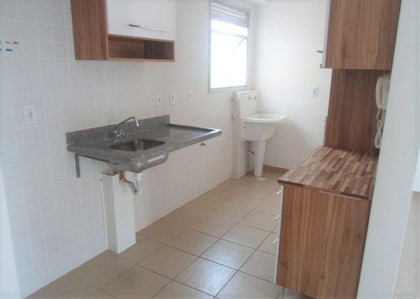 Apartamento com 2 quartos no Residencial Recanto das Praças 2 - Bairro Setor Negrão de Li - Foto 4