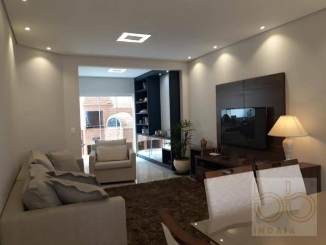 Casa com 4 dormitórios à venda, 183 m² por R$ 800.000 - Jardim Park Real - Indaiatuba/SP - Foto 7
