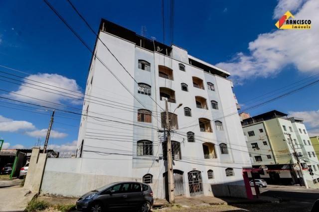 Apartamento para aluguel, 3 quartos, 1 vaga, São José - Divinópolis/MG - Foto 3