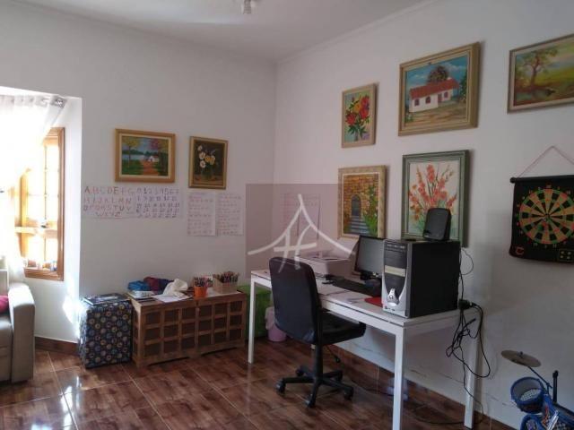 Casa com 4 dormitórios à venda, 314 m² por R$ 945.000,00 - Cidade Universitária - Campinas - Foto 2