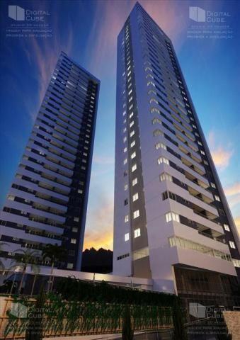 Apartamento em Manaíra 126 m², com 2 suítes
