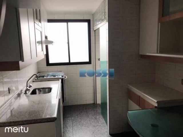 Apartamento com 3 dormitórios à venda, 89 m² por R$ 640.000,00 - Tatuapé - São Paulo/SP - Foto 4