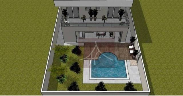 Casa com 3 dormitórios à venda, 256 m² por R$ 1.430.000,00 - Reserva Real - Paulínia/SP - Foto 2