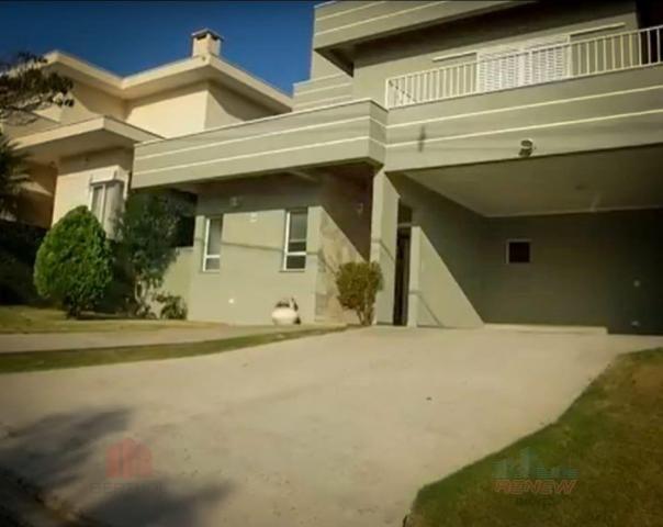 Casa em Condomínio à venda, 3 quartos, 2 suítes, 4 vagas, Condomínio Terras de São Francis