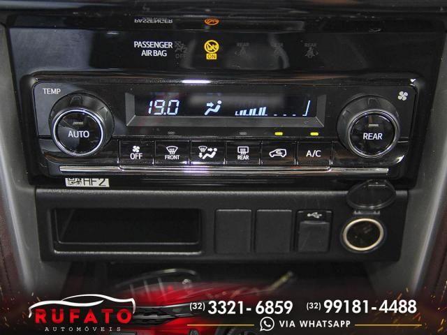 Toyota Hilux SW4 SRV 4x2 2.7 Flex 16V Aut. 2020 *SUV Espetacular* Novíssimo*  - Foto 5