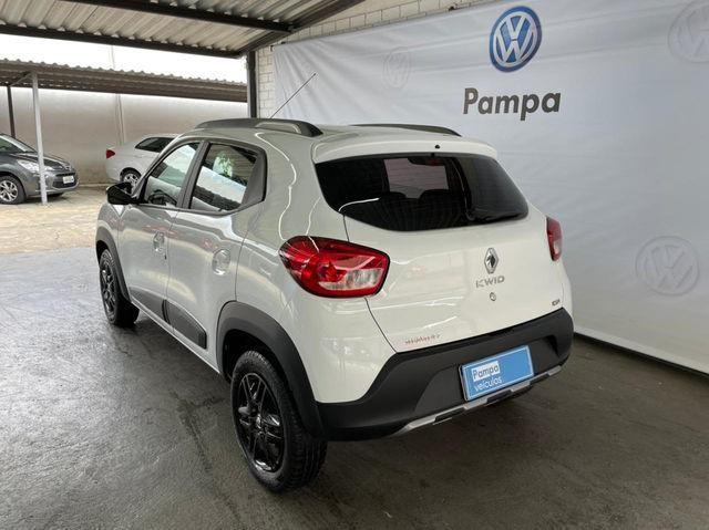 Renault KWID Outsider 1.0 12V SCe  - Foto 3