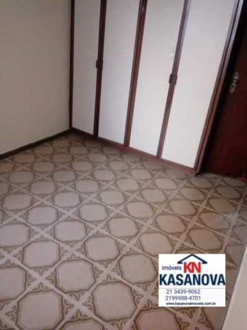 KFAP30278 - 3 quartos junto metro flamengo - Foto 7