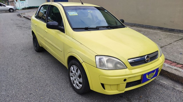 Corsa sedan Premium 1.4 2011 Carro Novo - Foto 2