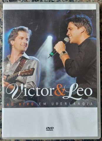 Oferta!! Dvd Victor & Leo Ao Vivo Em Uberlândia - Sony Music - Foto 2