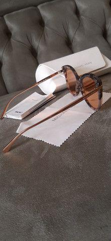 Óculos Michael Kors Acetato Turtle - Foto 3