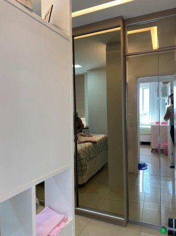 Vendo Apartamento Cond. Vivendas do Farol, 1 Suíte, 2 Quartos - Foto 8