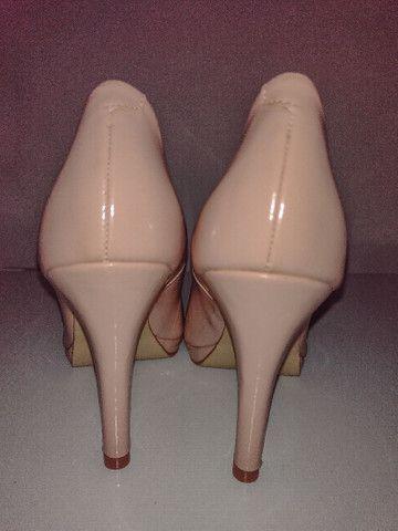 Sapato Scarpin nude  - Foto 4