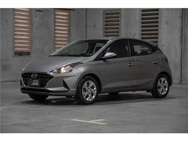Hyundai Hb20 2020 1.6 16v flex launch edition automático