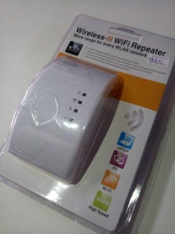 Repetidor de sinal Wi-Fi  - Foto 2
