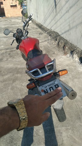 Moto top só pega e rodar  - Foto 3