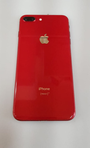 IPhone 8 Plus 64gb - Product Red (LEIA) - Foto 2
