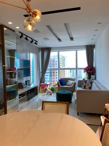 Vendo Apartamento Cond. Vivendas do Farol, 1 Suíte, 2 Quartos - Foto 3