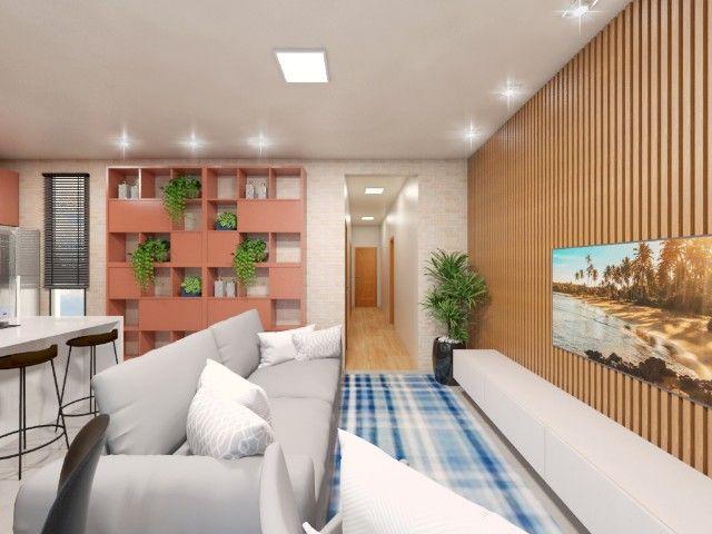 Apartamento com 02 quartos - Avenida Maripá - Próximo ao Supermercado Primato 90,00m2 - Foto 4