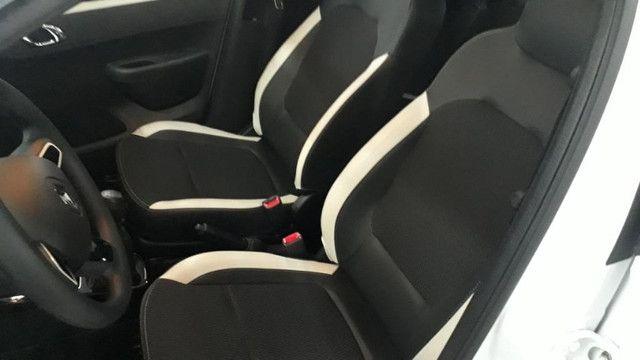 Renault Kwid Intense 1.0 2022 Okm Entrada + 999 Mensais Venha Conferir !!! - Foto 7