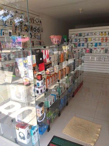 Vendo ou troco loja de celular em funcionamento em frente ao super barão do Tiradentes    - Foto 3