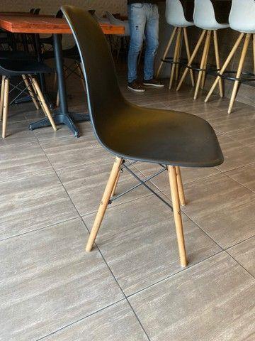 Cadeira sem braço - SEMINOVA  - Foto 2