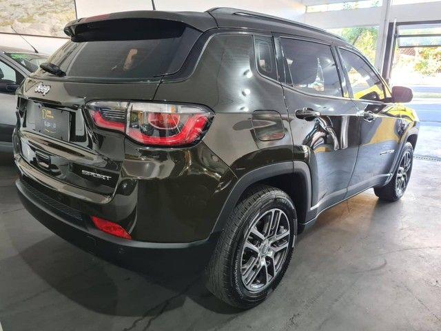 COMPASS 2019/2019 2.0 16V FLEX SPORT AUTOMÁTICO - Foto 3