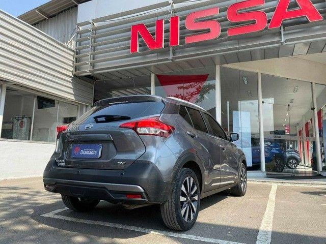 Nissan Kicks SV 2021 c/30.000km Falar c/Rose - Raion Mitsubishi - Foto 4
