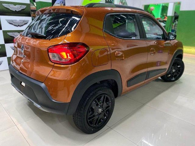 Renault Kwid Outsider 2022 1.0 Okm Veiculo Top de Linha Venha Conferir !!! - Foto 15