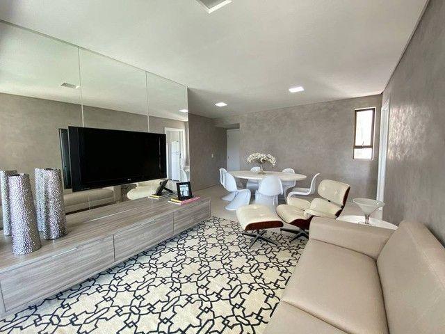 Apartamento para venda possui 114 metros quadrados com 3 quartos em Guaxuma - Maceió - AL - Foto 8