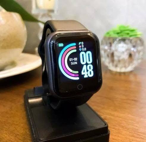 [PrOMOÇÃO] Smartwatch Relógio Inteligente D20/Y68