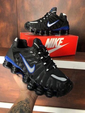 Tênis Nike shox 12 molas $280.00 - Foto 3