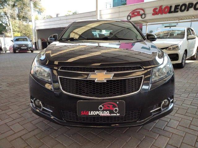 Chevrolet CRUZE 1.8 LT SPORT6 16V FLEX 4P MANUAL (2014) - Foto 12